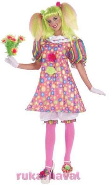 Костюмы клоунов своими руками фото