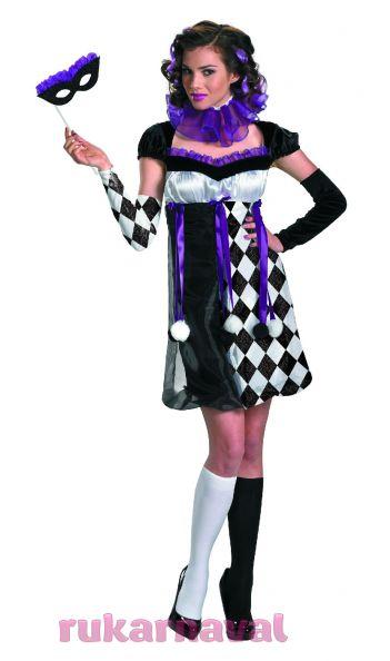 Маскарадный костюм Арлекино - купить по цене 4350 руб. в ... - photo#16
